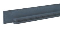 Woodvision | Lichtgewicht beton | Tussenpaal 270cm | Antraciet