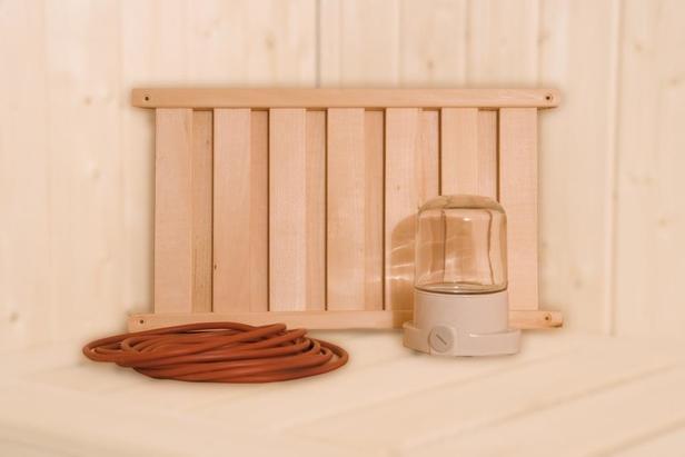 WEKA   Sauna lampenset