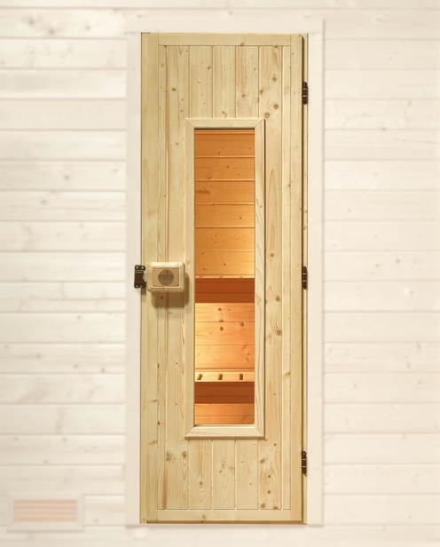 WEKA | Massief houten deur