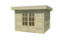 Westwood | Outdoor Living 3030 Extra | Groen | 304x304 cm