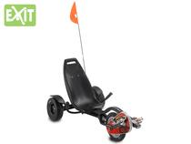 Exit | Triker Pro 100 | Zwart