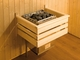 WEKA   Sauna Bergen 1 Trend Plus