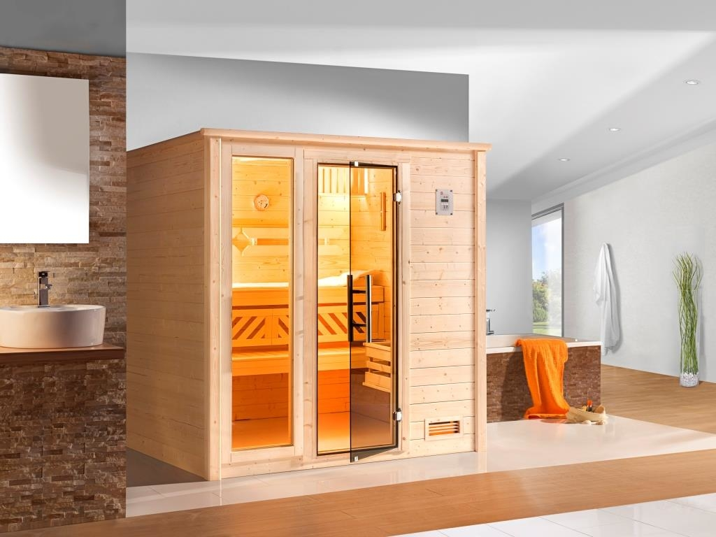 WEKA | Sauna Bergen 1 Trend Plus OS