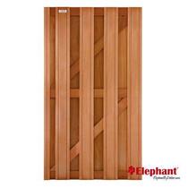 Hardhouten plankendeur recht | Verticaal 90x180cm