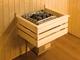 WEKA | Sauna Cubilis | 195 x 145 cm | met OS kachel