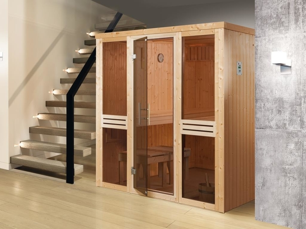 WEKA | Comfort- en designsauna Kaarina 1