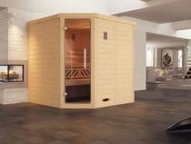 WEKA | Comfort- en designsauna Kemi 1