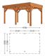 Trendhout | Buitenverblijf Refter L 4750 | Combinatie 1