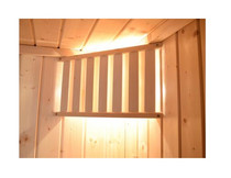 WEKA | Sauna lampenset