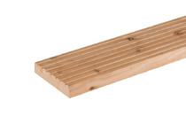 Vlonderplank/dekdeel | Douglas | 28 x 145 mm | 300 cm