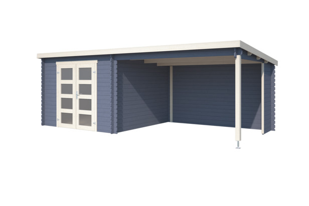 Westwood | Buitenverblijf Novia 275 Plus | Pigeon Blue | 620x295 cm