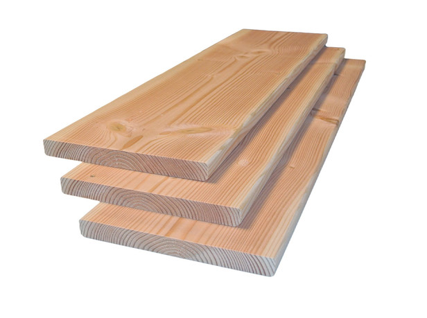 Douglas plank 25 x 240 sc. | 400 cm