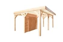 Douglasvision | Buitenverblijf 605 x 450 met veranda