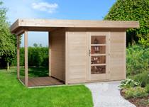 WEKA | Designhuis 172A Gr.1 | 382x240 cm