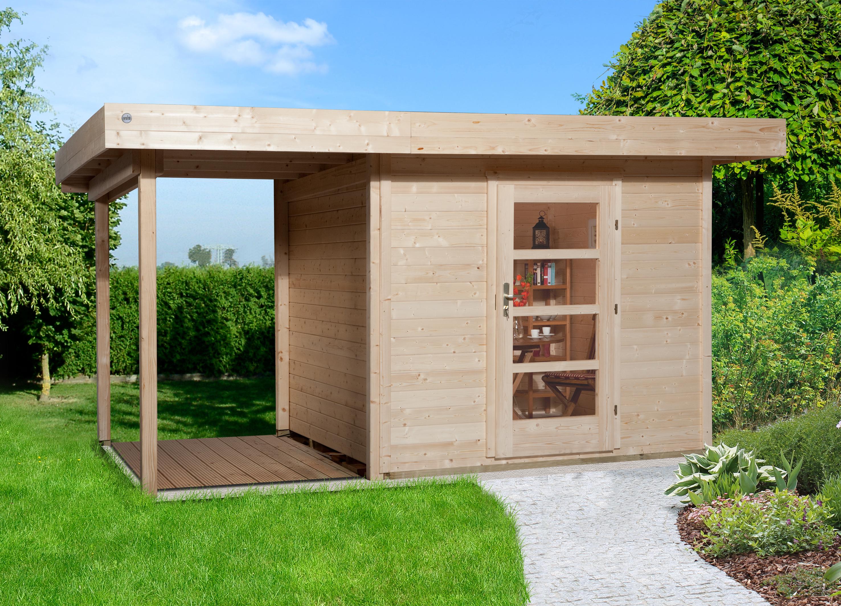 Blokhut | Designhuis 172A Gr.1 | 385 x 240