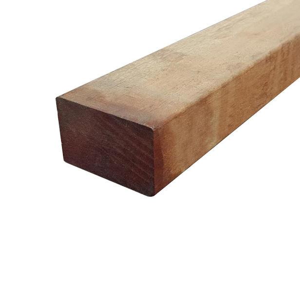 Hardhouten AVE regel | 45 x 70 mm | Geschaafd | 350 cm