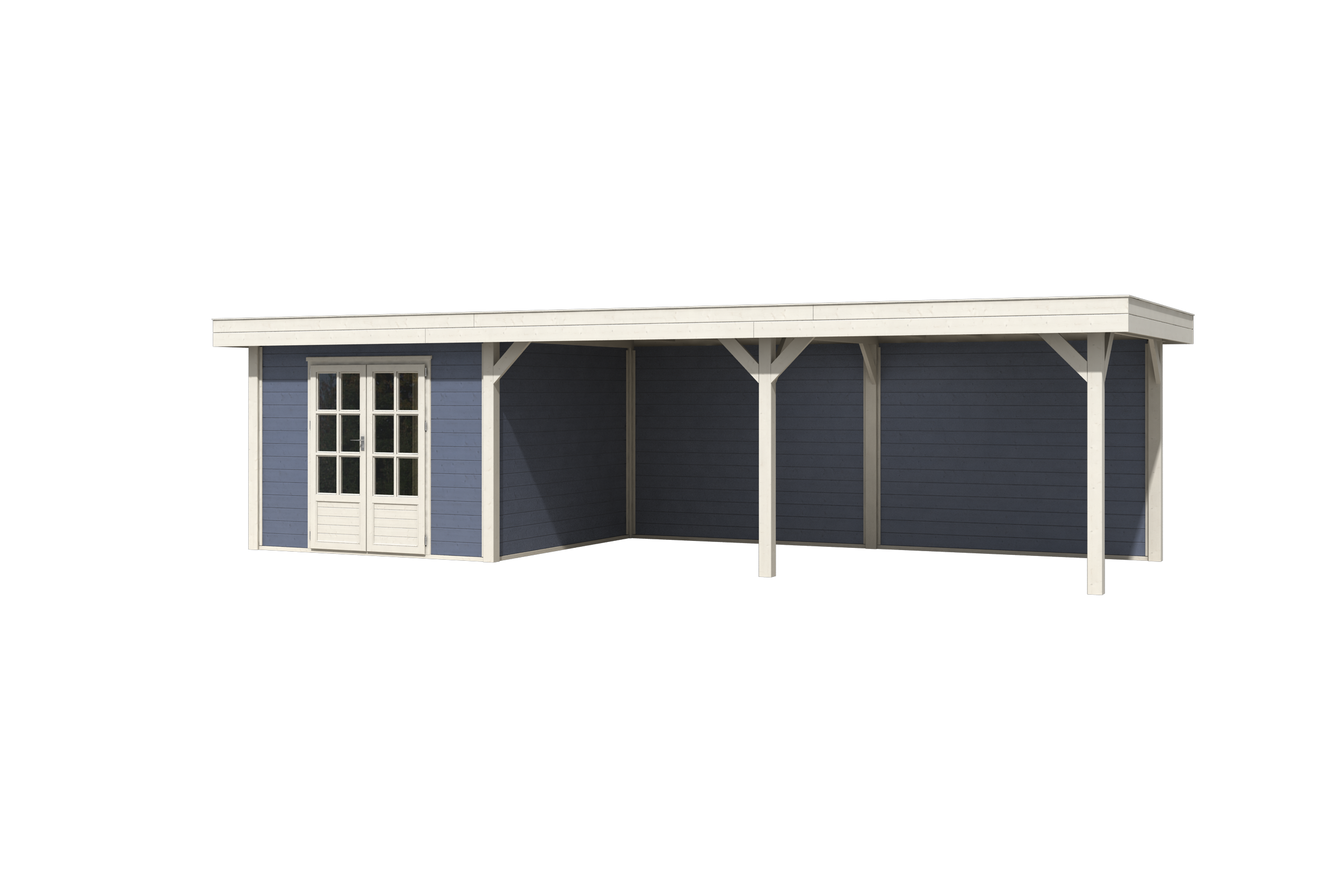 Westwood | Outdoor Living 9030 Extra | Pigeon Blue | 888x304 cm