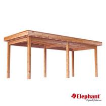 Elephant | Douglas veranda Xterior | 300x600 cm