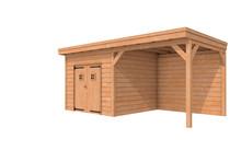 Westwood Buitenverblijf fijnbezaagd | 600 x 300 cm | Onbehandeld