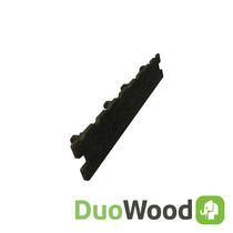 DuoWood | Afdekkap vlonderplank | Lava