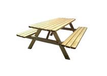 Westwood | Picknicktafel Sietske | Opklapbaar 240 cm