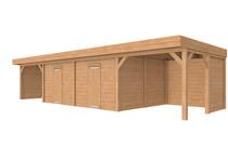 Douglasvision | Buitenverblijf Modulair | 600 x 400 cm | Voorbeeld 4