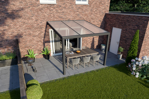 Verasol | Greenline Veranda Glas | 3000 x 2500 mm