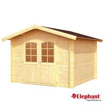 Elephant | Tuinhuis Classic | 295x295 cm