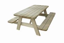 Westwood | Picknicktafel Bastiaan | Opklapbaar | 180 cm
