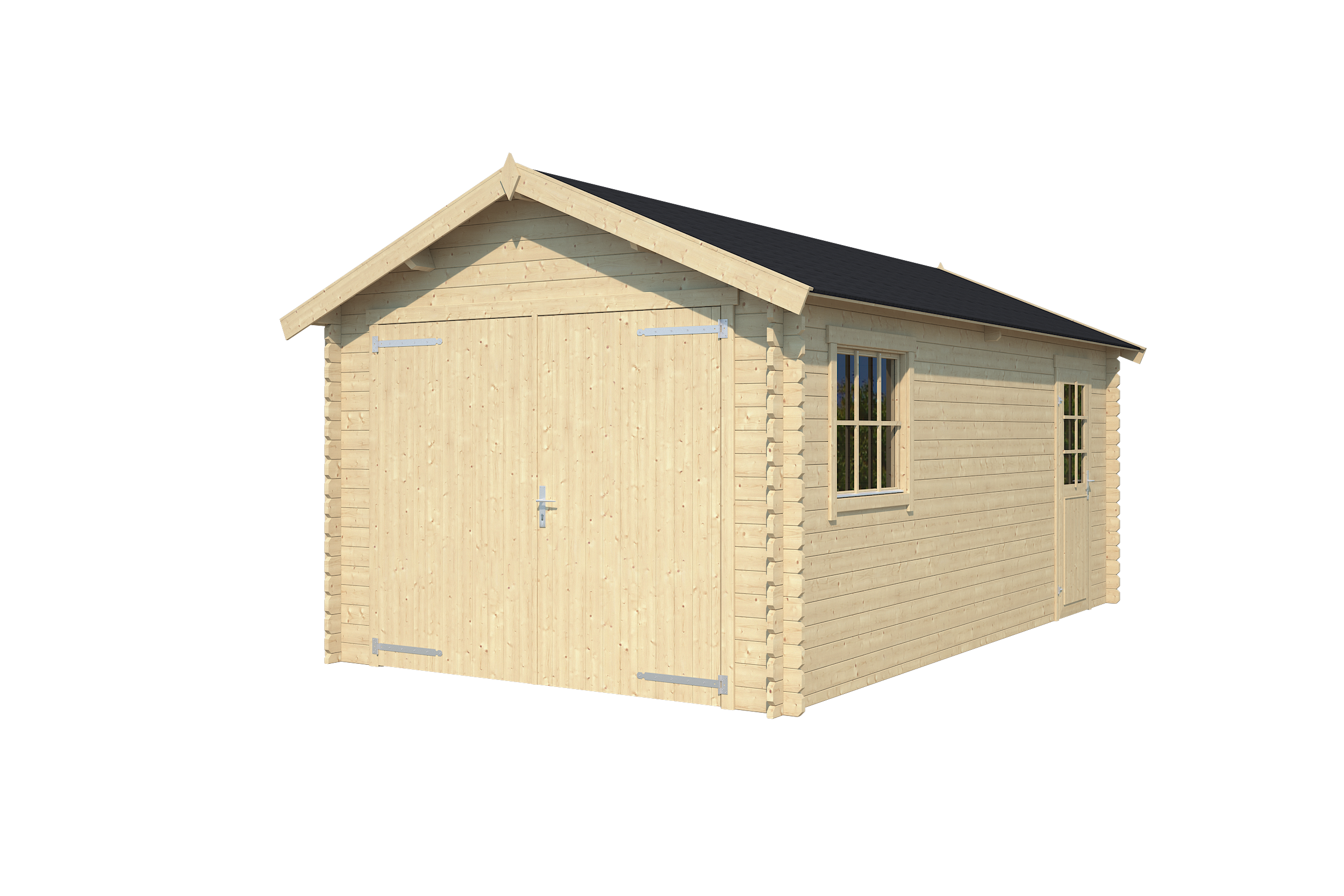 Nubuiten | Garage Dillon | Blank | 560x320 cm