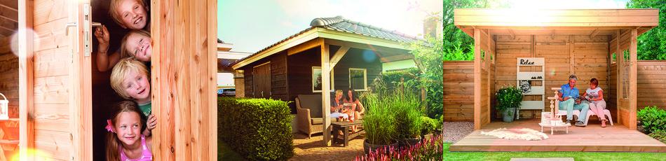 Veranda kopen? Houten veranda's bij NuBuiten!