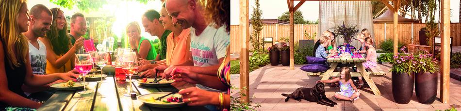 Vierkante picknicktafel | NuBuiten.nl : Dé Vierkante Picknicktafel Specialist!