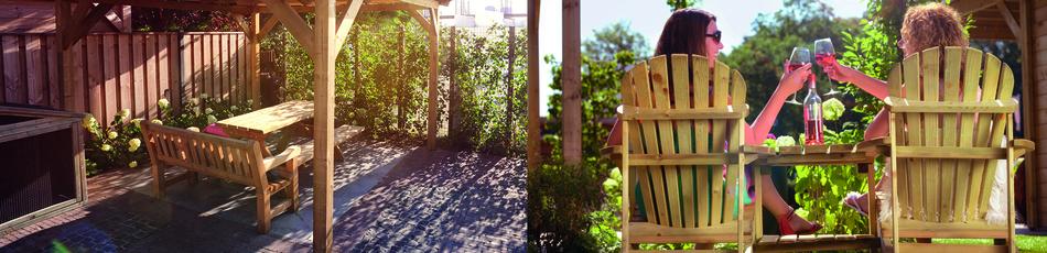 Tuintafel | Tafel voor in de tuin kopen? NuBuiten!