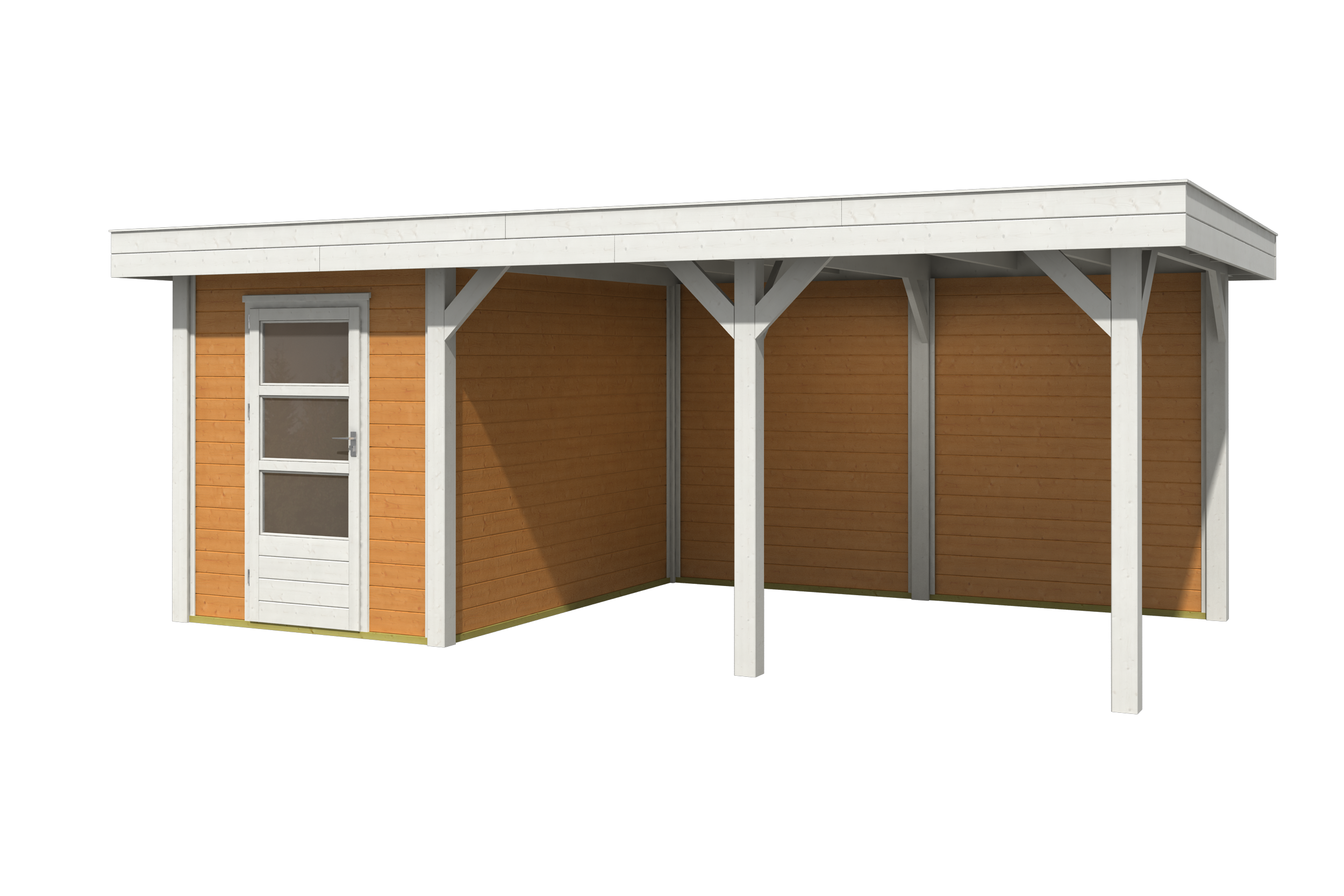 Westwood | Outdoor Living 6030 20 Extra | Dark Oak | 588x304 cm
