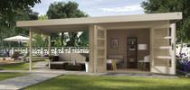 WEKA | Designhuis 126B Gr.1 | 590x240 cm