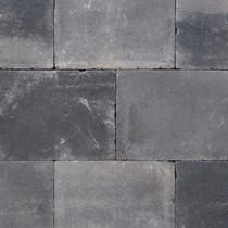 Excluton | Abbeystones 30x40x6 | Grijs/zwart