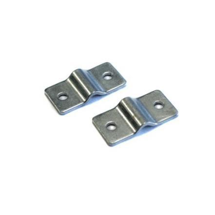 Draadscherm klemmetjes | Verzinkt | 4 stuks | 5mm