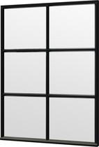 Trendhout | Steel Look raam module B-03 | 163x220 cm