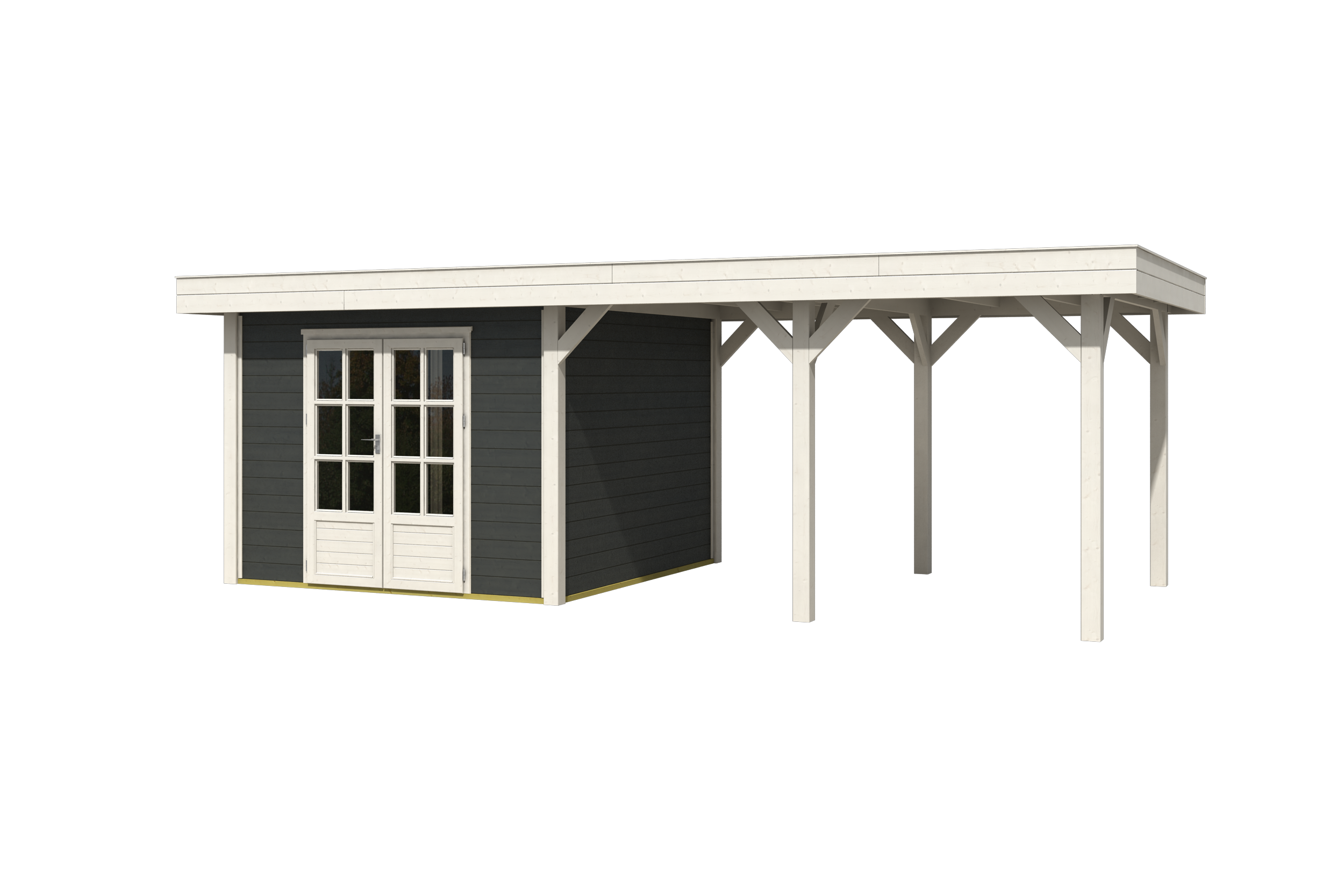 Westwood | Outdoor Living 7030 Extra | Carbon Grey | 688x304 cm