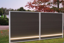 Exterior living | Curtis Plank | Led Verlichting