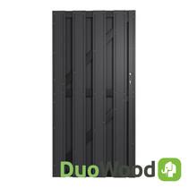 DuoWood | Black-line tuindeur 90x180 cm