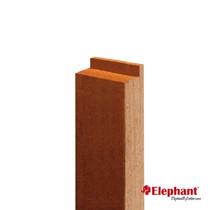 Elephant | Steunpiket | Dubbel | 7x9.5 cm