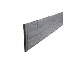 Westwood Betonrotsmotief onderplaat | Enkelzijdig Rotsmotief | Ongecoat | Antraciet