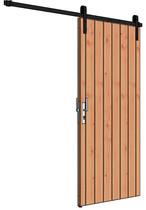 Trendhout | Schuifdeur enkel | 980x1950 mm | Rechts