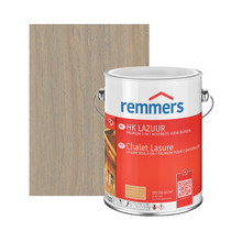 HK Lazuur | Transparante beits | Zilvergrijs 970 | 2,5 L | Remmers