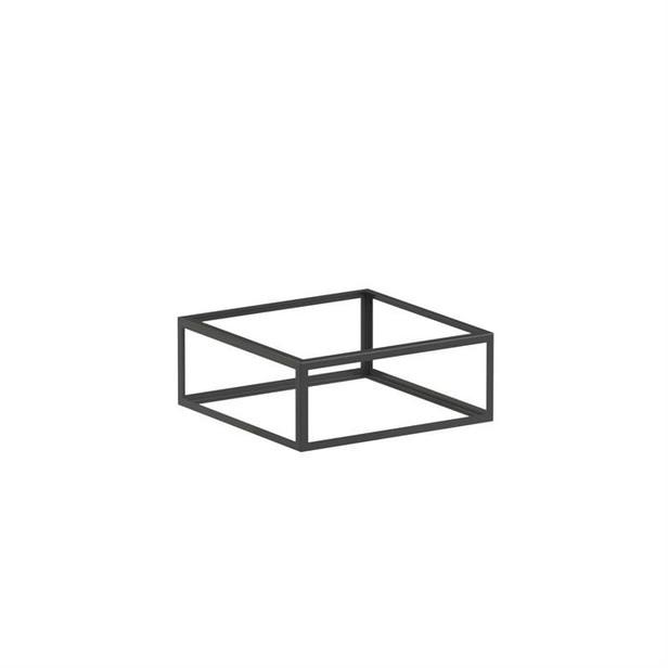 Adezz | Aluminium plantframe | 100 x 100 x 40 cm