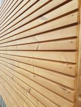 ThermoWood | Wandprofiel | 27 x 140 mm | Rombo 2 | 300 cm