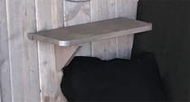WEKA | Plankje voor Merano en Bozen | Zilvergrijs