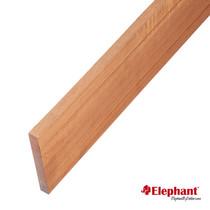 Elephant | Schuttingplank V-groef | 13x135 mm | 180 cm | Hardhout