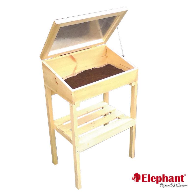 Elephant | Trendline kweektafel | 40x80x96 cm